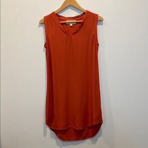 NEW Cloth & Stone Sleeveless Tunic Dress